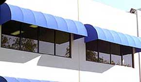 Colonial Awning